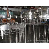 瓶装含气饮料等压灌装机 含气/碳酸饮料生产线设备