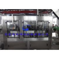 啤酒灌装生产线、碳酸饮料灌装机、含气饮料灌装机(BBR-61