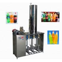 小型碳酸饮料灌装线 过滤混合灌装包装全套设备厂家