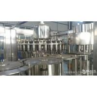 全自动瓶装果汁热灌装机 果汁饮料生产设备 三合一灌装机 饮料灌装机