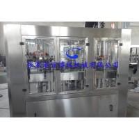 三合一瓶装果汁灌装机,果汁饮料调配生产设备 BBR-1216