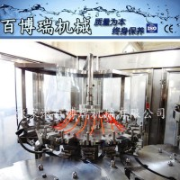含气碳酸饮料三合一灌装机 BBR-988