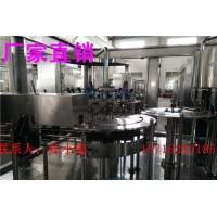 全自动小型瓶装汽水灌装生产线 瓶装碳酸饮料灌装设备