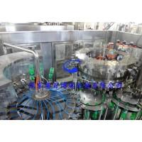 小瓶含气饮料灌装生产线,碳酸饮料灌装机(BBR-817)饮料