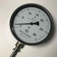全不锈钢带热电偶(阻)双金属温度计可定制温度仪表 WSSP-411/401/481/581远传双金属温度计