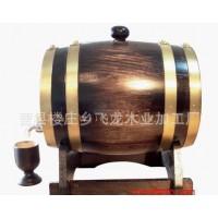 定做木制酒桶 咖啡桶  木制红酒桶  木制葡萄酒桶