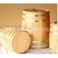 款推荐木制咖啡桶储豆密封罐 可雕刻图案