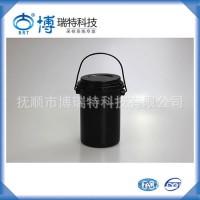 500ml 不沾油保温采样桶  双层桶体保温桶  冷轧钢板 液体石油产品取样桶  粘性油料油品取样桶