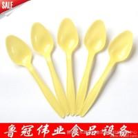 刨冰勺-一次性小勺-调羹 冰沙勺/刨冰勺/冰淇淋勺