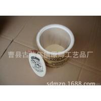 生产木质咖啡桶 咖啡木桶木制 咖啡豆密封罐
