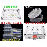 PP午餐盒模具 保鲜盒注塑模具 塑胶冷藏盒模具 塑胶保温桶模具