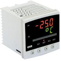 虹润OHR-E100A-55-X/X/X/X/X-A二次仪表 光柱显示仪表 显示控制器 温控表 **