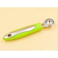 挖果肉器 不锈钢水果球勺子挖西瓜球勺冰淇淋勺水果挖