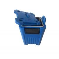 食品保温桶 周转桶 汤粥桶 滚塑桶 耐腐蚀可加水**带轮子304内胆